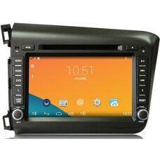CarMedia Newsmy Carpad Duos DT-5231 Honda Civic 9 (IX) 2012-2015 Android 4.4