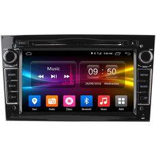 CarMedia OL-7993 для Opel Astra H, Antara, Zafira, Vectra, Corsa, Meriva, Omega (черная) на Android 6.0