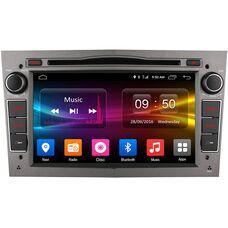 CarMedia OL-7993 для Opel Astra H, Antara, Zafira, Vectra, Corsa, Meriva, Omega (серая) на Android 6.0