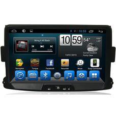 CarMedia KR-8113-T8 Renault Duster, Sandero, Logan, Kaptur на Android 7.1