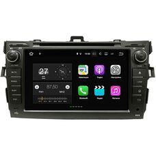CarMedia KD-8010-P3-7 Toyota Corolla X 2006-2013 Android 7.1