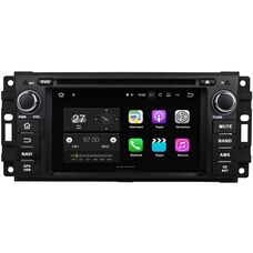 CarMedia KD-6235-P3-7 Jeep Cherokee, Commander, Compass Android 7.1