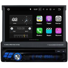 1 DIN FarCar s130+ на Android 7.1 (W810)