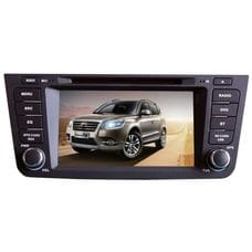 Geely Emgrand X7 2011-2017 LeTrun 1493 Android 4.4.4