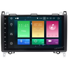 CarMedia MKD-9011-P5-8 Volkswagen Crafter 2006-2016 на Android 8.0