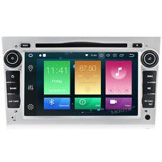 CarMedia MKD-7408-P5-8-s Opel Astra, Antara, Zafira, Vectra, Corsa (silver) на Android 8.0