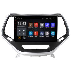 CarMedia NM-110-MTK Jeep Cherokee IV (WK2) 2013-2017 Android 6.0.1