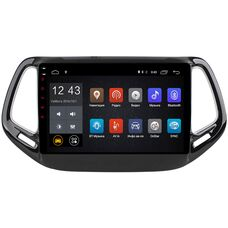 CarMedia NM-108-MTK Jeep Compass II 2017-2018 Android 6.0.1