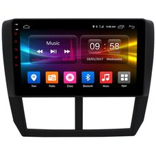 CarMedia OL-9512 для Subaru Forester III 2008-2013, Impreza III 2007-2013 на Android 6.0.1