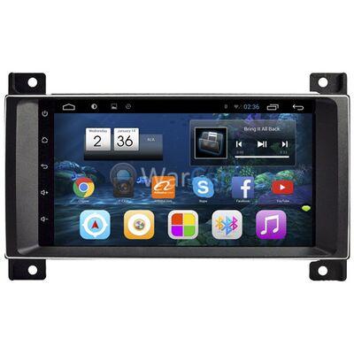 Штатная магнитола CarMedia DAJP-8728 для Jeep Grand Cherokee IV (WK2) 2010-2013 на Android 7.1