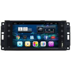 CarMedia U9-6950-T8 Dodge Avenger, Caliber, Caravan 2007-2017 на Android 7.1
