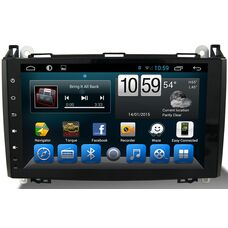 CarMedia KR-9030-T8 Volkswagen Crafter 2006-2016 на Android 7.1