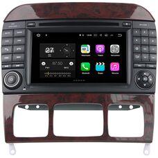 CarMedia KD-7217-P3-7 Mercedes S-klasse Android 7.1