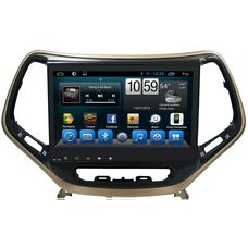 CarMedia KR-1057-T8 Jeep Cherokee IV (WK2) 2013-2017 на Android 9.0