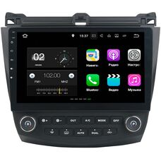 CarMedia KD-1218-P3-7 Honda Accord 7 (VII) 2002-2008 Android 7.1