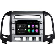CarMedia KD-7021-P3-7 Hyundai Santa Fe II 2005-2012 Android 7.1 (дорестайлигн 3 кнопки)