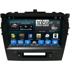 CarMedia KR-1018-T8 Suzuki Vitara IV 2014-2018 на Android 7.1