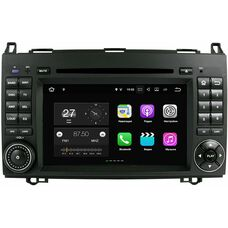 CarMedia KD-7002-P3-7 Mercedes A-klasse (W169), B-klasse (W245), Vito, Viano, Sprinter Android 7.1