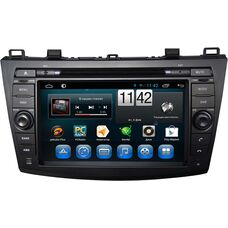 CarMedia KR-8018-T8 Mazda 3 (BL) 2009-2013 на Android 7.1