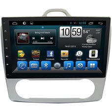 CarMedia KR-1059-T8 Ford Focus II 2005-2010 (климат) на Android 7.1