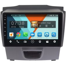 Isuzu D-Max II 2012-2019 (тип 1) Wide Media MT9054NF-2/16 на Android 7.1.1