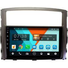 Mitsubishi Pajero IV 2006-2019 для авто без Rockford Wide Media MT9069NF-2/16 на Android 7.1.1