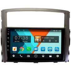 Mitsubishi Pajero IV 2006-2019 для авто с Rockford Wide Media MT9070NF-2/16 на Android 7.1.1