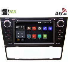 BMW 3 (E90, E91, E92, E93), 1 (E81, E82) LeTrun 2424 Android 6.0.1 7 дюймов (4G LTE 2GB)