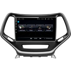 Jeep Cherokee IV (WK2) 2013-2017 LeTrun 1880 на Android 8.0.1 MTK-L 1Gb