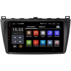 Parafar 4G/LTE для Mazda 6 (GH) 2007-2012 без DVD на Android 7.1.1 (PF012)