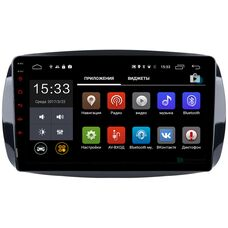 Parafar 4G/LTE для Mercedes Smart Fortwo III, Forfour II 2014-2019 без DVD на Android 7.1.1 (PF214)