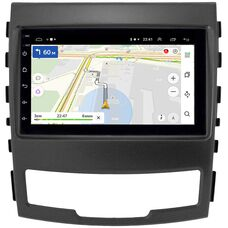 SsangYong Actyon II 2010-2013 OEM 2/16 на Android 8.1 (GT7-RP-TYACB-61)