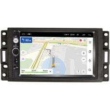Hummer H3 2005-2010 OEM на Android 9.1 (RS809-RP-HMH3B-96)