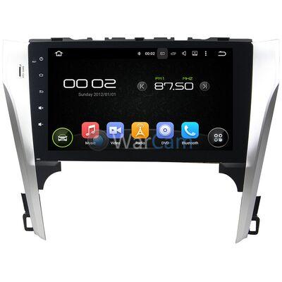 Штатная магнитола CarMedia KD-1031-P6 Toyota Camry V50 2011-2014 Android 9.0