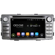 CarMedia KD-6230-P30 Toyota Hilux VII, Fortuner I 2011-2017 Android 9.0