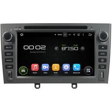CarMedia KD-7604-g-P30 Peugeot 308 I, 408, RCZ I 2010-2017 Android 9.0