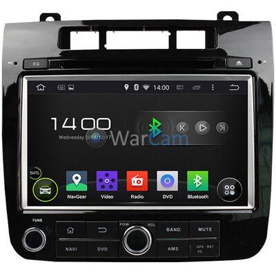 Штатная магнитола CarMedia KD-8009-P30 Volkswagen Touareg 2014-2019 Android 9.0