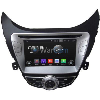 Штатная магнитола CarMedia KD-8028-P30 Hyundai Elantra V (MD) 2011-2014 Android 9.0