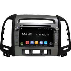CarMedia KD-7021-P30 Hyundai Santa Fe II 2005-2012 Android 9.0