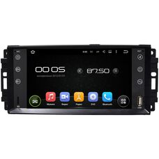 CarMedia KD-7228-P5 Jeep Commander, Compass, Grand Cherokee, Liberty, Wrangler Android 9.0