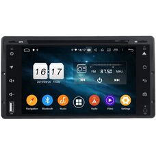 CarMedia KD-6204-P30 Ford Escape, Explorer, Expedition, Excursion, Maverick, Mustang, Ranger(Америка), F150, F250, F350 Android 9.0