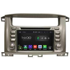 CarMedia KD-7020-P30 Toyota LC 100 2002-2007 Android 9.0