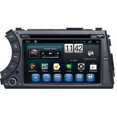 CarMedia KR-7061-T8 SsangYong Kyron I, Korando Sports, Actyon I, Actyon Sports I, Actyon Sports II 2005-2018 на Android 9.0