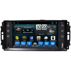 CarMedia KR-7145-T8 Jeep Cherokee, Commander, Compass на Android 9.0