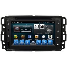CarMedia KR-7121-T8 Hummer H2 2002-2009 на Android 7.1