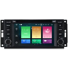 CarMedia MKD-J613-P5 Jeep Commander, Compass, Grand Cherokee, Liberty, Wrangler Android 9.0