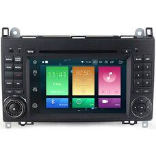 CarMedia MKD-M787-P6-8 Mercedes A-klasse (W169), B-klasse (W245), Vito (W639 / W447), Viano ll (W639), Sprinter 2004-2014 на Android 9.0
