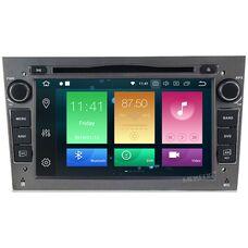 CarMedia MKD-7408-P30-g Opel Astra, Antara, Zafira, Vectra, Corsa (grey) на Android 9.0