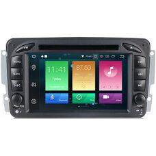 CarMedia MKD-M789-P5 Mercedes C-klasse (W203), CLK-klasse (W209), Vito ll (W639), Viano ll (W639), G-klasse (W463) 2000-2006 Android 9.0
