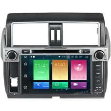 CarMedia MKD-9000-P30-8 Toyota LC Prado 150 2013-2017 на Android 9.0